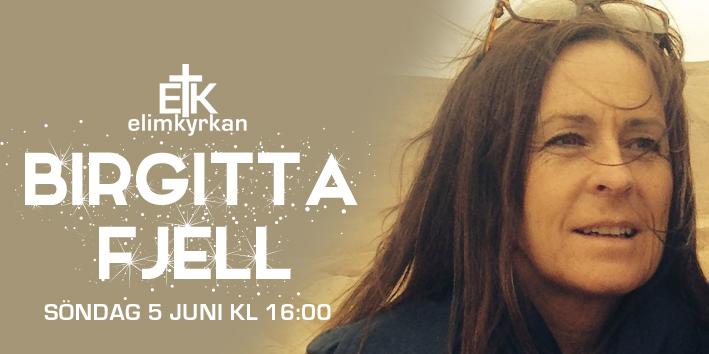 20160605 Gudstjänst Birgitta Fjell