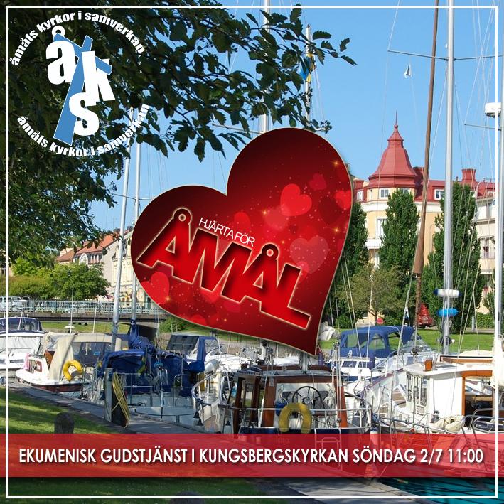 20170702 Ekumenisk Gudstjänst Kungsbergskyrkan